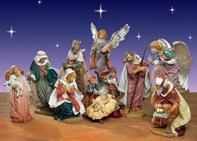 A Nativity Scene Also Called Crib Or Creche Generally Refers To Any Depiction Of The Birth Birthplace Jesus