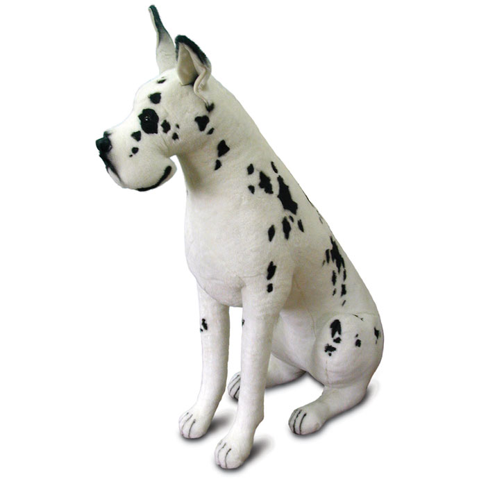 Plush Great Dane