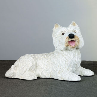 Ceramic West Highland Terrier