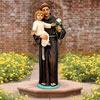 "View: Life Size St. Anthony of Padua  66""H"