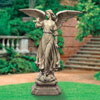 "View: Josephs Studio Garden Angel 46.5""H"