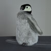 "View: Plush Penguin Chick 9""H from Hansa Toy"