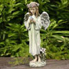 "View: Charming Angel with Bird 20""H"