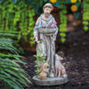 Saint Francis Bird Feeder