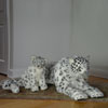 Plush Snow Leopard