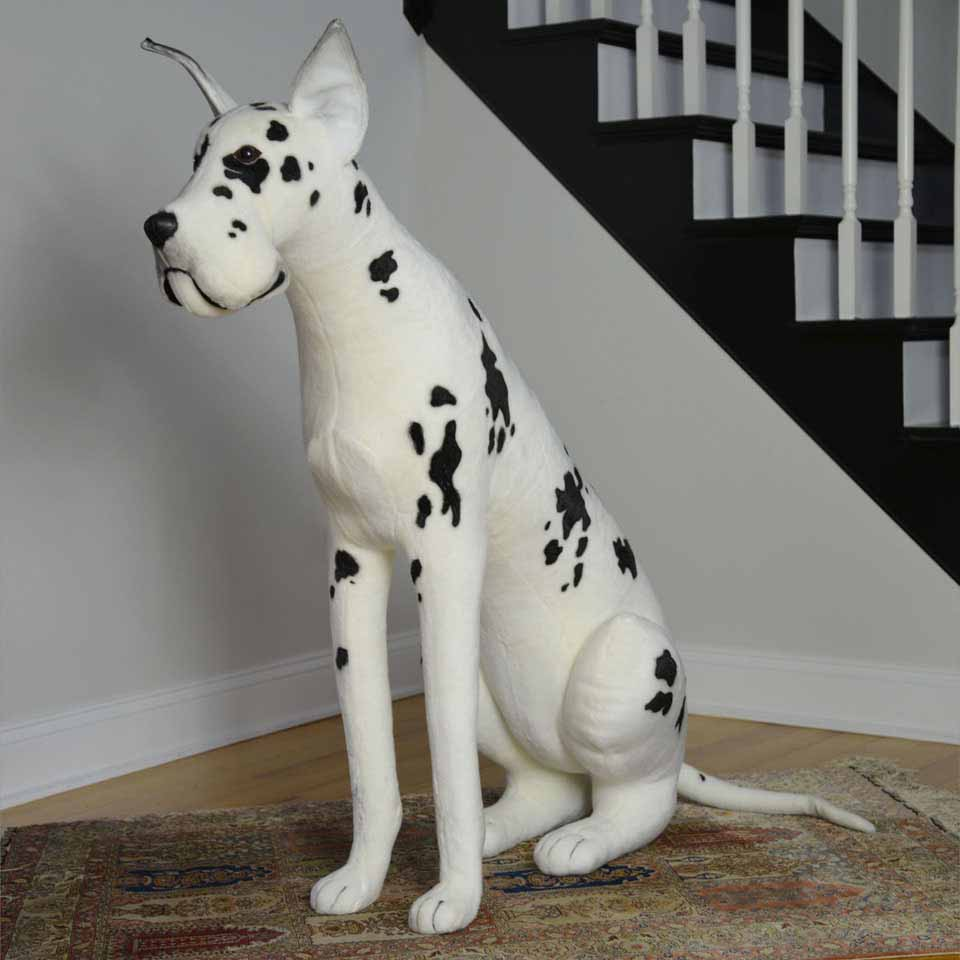 Great Dane Statues
