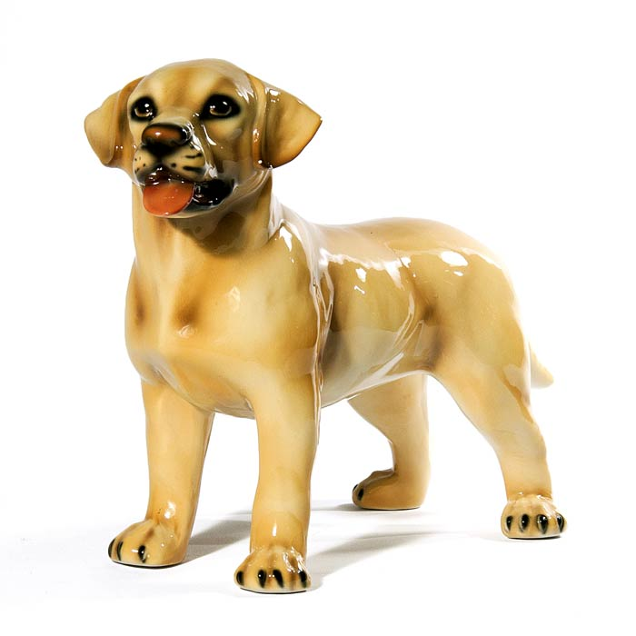 Dog Sculpture