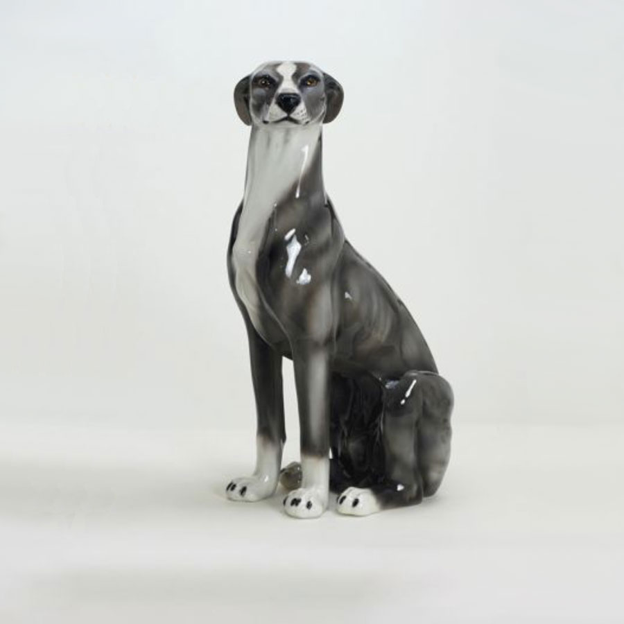 Ceramiche Boxer Greyhound
