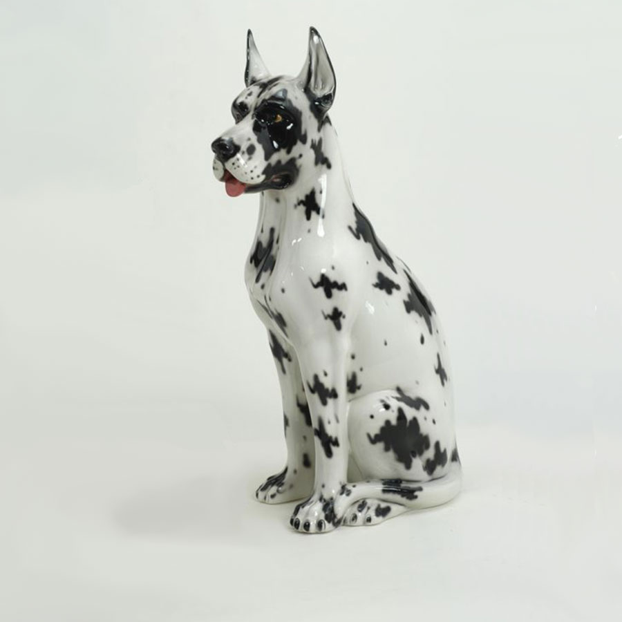 Great Dane from Ceramiche Boxer of Italy