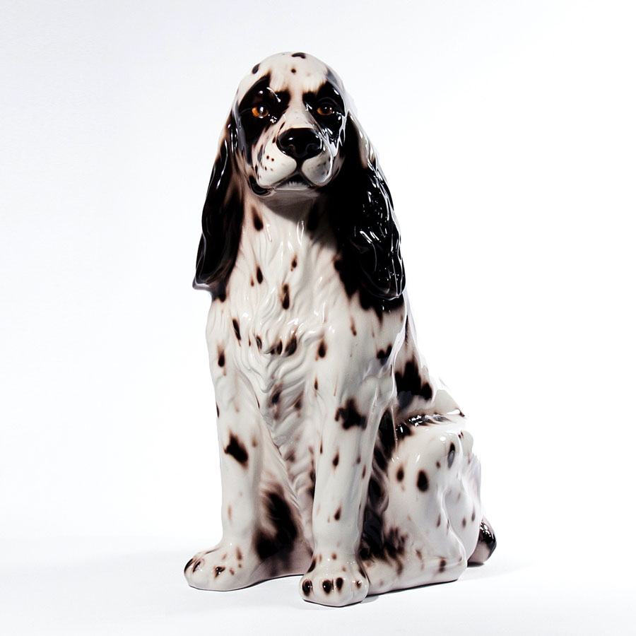 Ceramic Cocker Spaniel