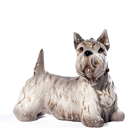 Ceramic Scottie