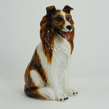 Ceramiche Boxer Collie